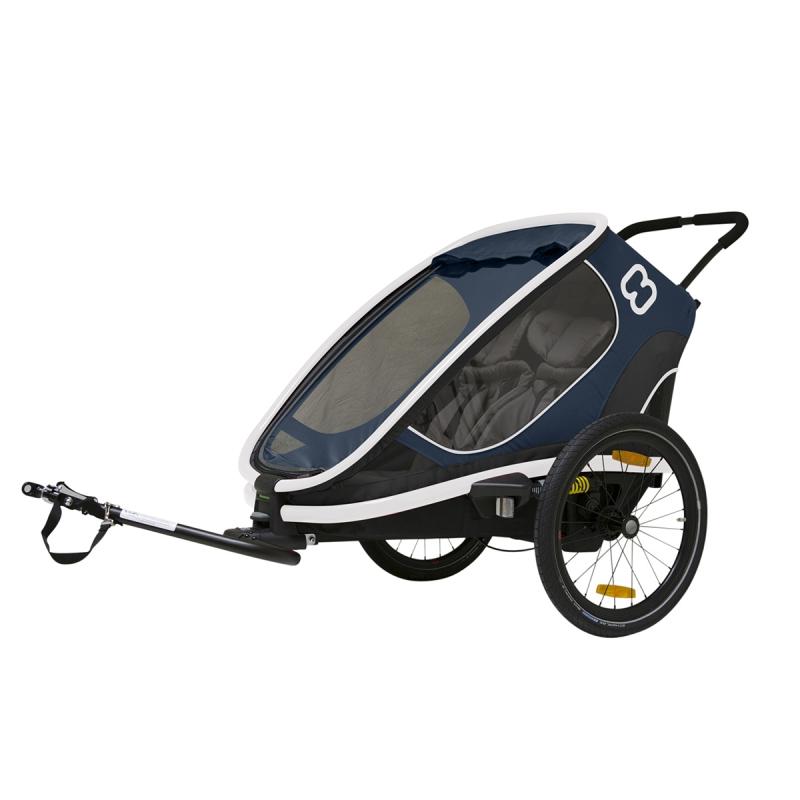 Hamax jalgratta järelkäru ja lapsevanker OUTBACK, 2 istet