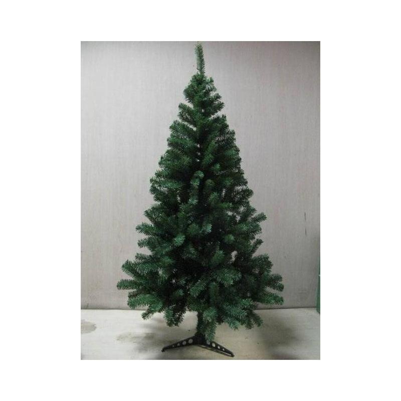 Kuusk - CANADIAN PINE TREE 180CM; Plastikust jalg,  460 kahe tooniga tippu.  Põimitud oksad.