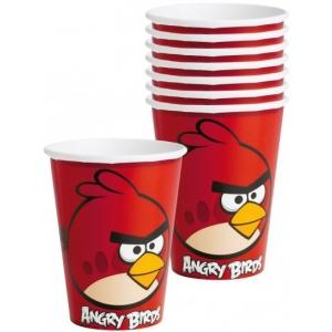 Angry Birds Joogitopsid Angry Birds 266ml 8tk/pk