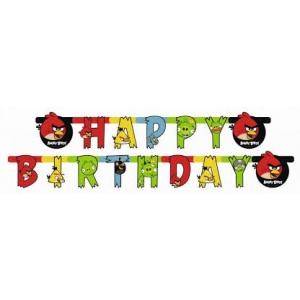 Angry Birds Sünnipäevakaunistus