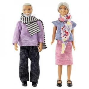 Lundby vanaema ja vanaisa