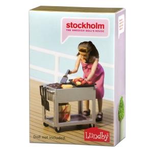 Stockholm Grilli komplekt