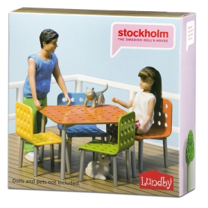 Stockholm Terassi mööbel