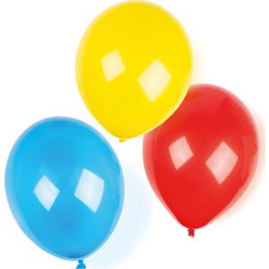 "Õhupallid Kristall assortii 8tk/25,5cm/10"""