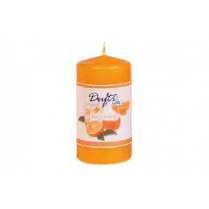 Lõhnalauaküünal 110x58 Apelsin /4