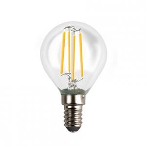 Acme LED filament Globe 4W, 3000K warm white, E14
