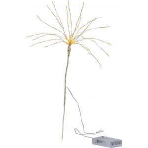 """Dekoratsioon """"Ilutulestik"""" 60 LED tuld, soe valge, IP20"""