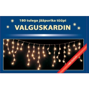 el.jääpurika-kardin 180t. 3m lai /16
