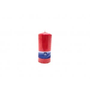Lauaküünal 150x68mm, põlemisaeg +/- 60h, punane /6