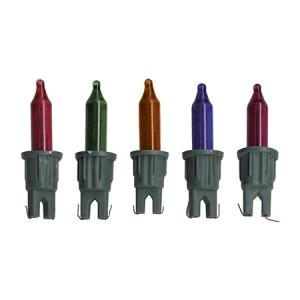 Pirn 5 tk. 2,5V 0,45W värviline (SB6310M) 10/500
