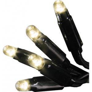 Jääpurika kett System24 EXTRA , 49 LED, pikendatav, soe valge, 3*0,4m, IP44