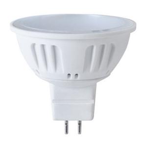 LED Lamp GU5,3,valgustusala 36°, 3W=20W, MR16 , 2700K, 180LM 10/100