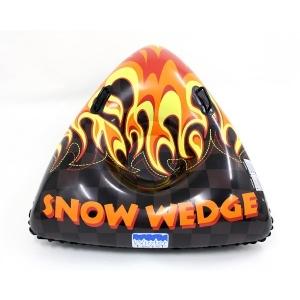 T?ispuhutav kolmnurkne kelk WinterTwist Snow Wedge, 121,9* 121,9cm /6