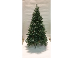 Artificial spruce with red berries and cones 180cm. Sale of the assembled sample month at half price!