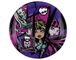 Monster High 2 taldrik 18cm/8tk.