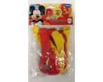 Õhupallid Mickey-Minnie 6tk/27.5 cm/11''