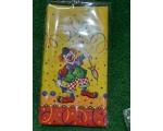 Clown Tablecloth 120x180cm paper