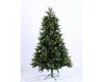 Spruce 210cm PE / PVC 2 shades of green. 2201 tips d. 120cm