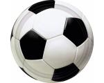 Jalgpall Taldrikud 23cm 8tk/pk