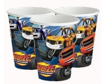 Blaze MonsterMachines Joogitopsid 266ml 8tk/pk