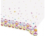 Cupcake Tablecloth 120x180cm 1pc / pack