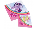 My Little Pony Rainbow Salvrätikud 33x33cm 20tk/pk