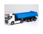 Volvo semitrailer tipper 47cm