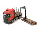Scania log truck 35cm