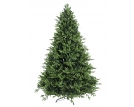 Spruce Excelsior 225cm PE / PVC 2 shades of green. 6250 tips d. 160cm