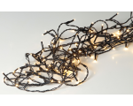 Tuledekett MicroLED 180 LED tulega , 17,9m ja 5 m kaabel, tulede vahe 10cm, 230V-31V DC, IP44