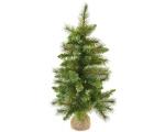 Table spruce Glitter King 60cm, talk bag, silver glitter