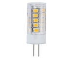 LED Lamp G4, 12V, Halo-LED, 3W=27W, 2700K, 280LM 10/100