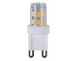 LED Lamp G9,230V, Halo LED, 3.5W = 30W, 2700K, 230LM 10/100