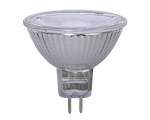 LED Lamp GU5,3,valgustusala 30° ; 4W=23W, MR16, 3000K, 300LM 10/100