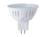 LED Lamp GU5,3,valgustusala 36°, 3W=20W, MR16 , 2700K, 180LM 10/100