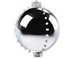 Meteor ball 8cm, 44 white LED lights