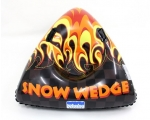Täispuhutav kolmnurkne kelk WinterTwist Snow Wedge, 121,9* 121,9cm /6