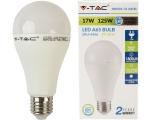 LED lamp E27/17W/1800lm/A65