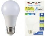 LED lamp E27/9W/806lm/A60