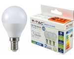 LED lamp 3-pakk, E14 Globe/5,5W/470lm
