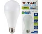 LED lamp E27/17W/1521lm/A65
