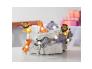 Küünlakett loomadega, 1,4m, loomad ~8x3,5cm, 8 LED-tuld, patareitoide (3xAA, mitte kaasas), toitejuhe 5m, taimer Multi