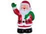 Jõuluvana 5 LED, 18x28cm, taimer (6+18h tsükkel), patareitoide (3xAA, mitte kaasas), maasse vajutatav, IP44