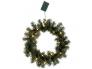 Kuusepärg, Ø40cm, 15 LED, taimer (6+18h tsükkel), patareitoide (3xAA, mitte kaasas), IP44