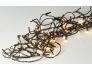 Tuledekett MicroLED 90 LED tulega, 8,9m ja 5m kaabel, tulede vahe 10cm, 230V-31V DC, IP44